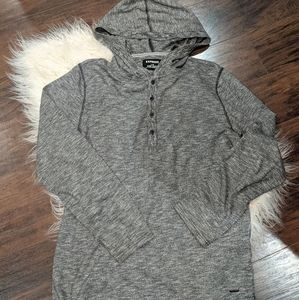 Express Men's Sweatshirt Hoodie Large